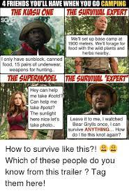 Survival Memes - 25 best memes about survival survival memes