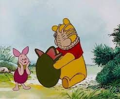 winnie the pooh easter eggs oh bother thought pooh winnie the pooh egg piglet