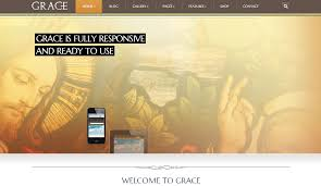 christian template for churches wp template