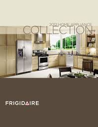 home interior catalog 2012 catalog 2012 frigidaire pdf catalogues documentation brochures