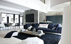 Contemporary Interior Design Living Room Cool Black White Living Room Design Pictures Of