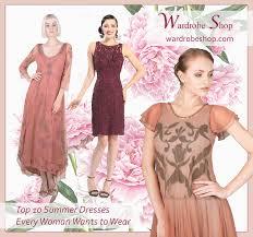 Summer Garden Dresses - top 10 summer dresses every woman wants to wear