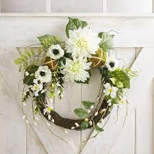 386 best floral plants wreaths garland images on