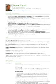 Core Java Developer Resume Sample by Lead Developer Cv örneği Visualcv özgeçmiş örnekleri Veritabanı