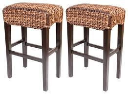 kitchen bar stools backless tropical kitchen bar stools leandrocortese info