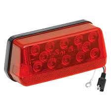 how to change bulb in wesbar tail light wesbar 271595 8 function led wrap around driver side tail light