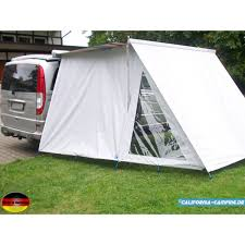 California Awning Roll Out Awning Tent Set 2 Fiamma Awnings
