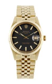 golden rolex cmt fine watch and jewelry advisors vintage 14k yellow gold rolex