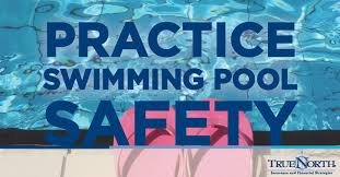 Backyard Pool Safety by Stay Safe Near The Swimming Pool