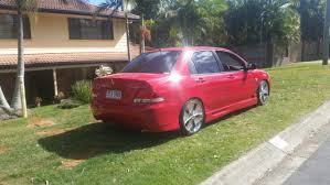 mitsubishi evo 8 red firesport classifieds all categories