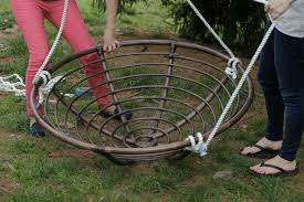 photos diy hanging chair knock it off the live well network