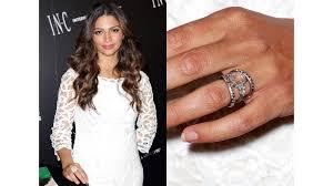 wedding rings famous rings in history audrey hepburn engagement
