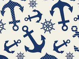 anchor wrapping paper nautical tissue paper anchor gift wrap nautical wrapping