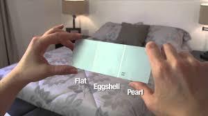 satin vs eggshell 8010