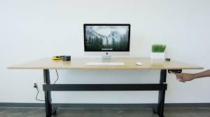 nextdesk review motorized desk youtube