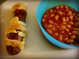 inside the wendy house egyptian mummy sausage roll recipe for