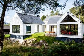 cool design ideas self build homes designs house scotland of