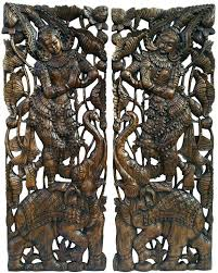 wall ideas carved wood wall carved wood wall tree
