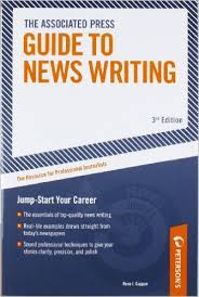alternative jobs for journalists considering other careers associated press guide to news writing the resource for