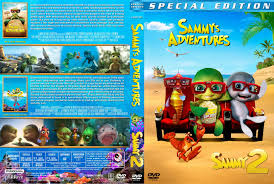 sammy u0027s adventures sammy 2 double feature 2010 r1 custom