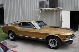 mustang mach 1 1970 1970 ford mustang mach 1 cobra jet going up for auction