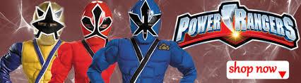 Power Rangers Samurai Halloween Costumes Power Rangers Costumes Trendyhalloween