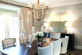 Dining Room Chandelier Size Dining Table Chandelier Height Marshalldesign Co