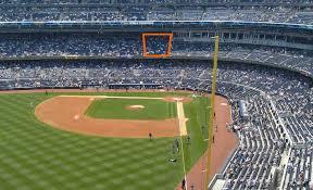 Yankee Stadium Floor Plan New York Yankees Yankee Stadium Seating Chart Rateyourseats Com