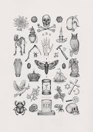 spooky symbols