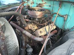 Vintage Ford F600 Truck Parts - 1955 f600 ford truck enthusiasts forums
