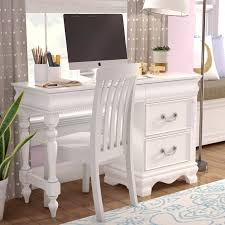 Room Desk Ideas Room Traditional White Color Computer Desk For Room