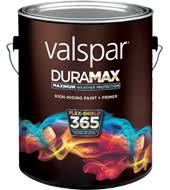 valspar duramax paint