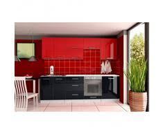 cuisine bi couleur cuisine complète acheter cuisines complètes en ligne sur livingo