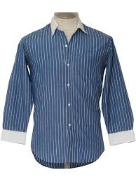 vintage vashi 90 u0027s shirt 90s vashi mens blue white striped