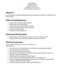 collection of solutions air steward cover letter on flight