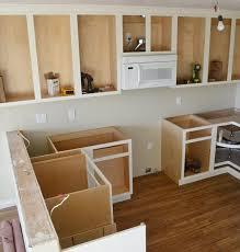 Free Standing Cabinets For Kitchens Corner Kitchen Cabinets Design Walnut Flooring Minimalist Wooden