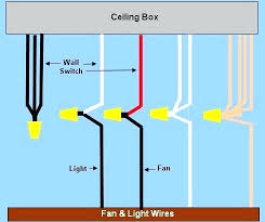 wiring a ceiling fan with a light yepi club