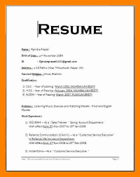 resume format doc for freshers 12th pass student jobs resume doc inspirational resume format doc for fresher 12th pass