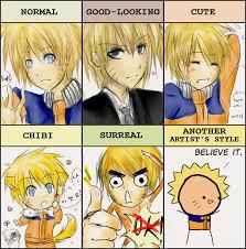 Naruto Meme - pixiv style meme naruto by payoki on deviantart