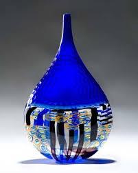Glass Vase Art 361 Best Hand Blown Art Glass Vases Images On Pinterest Glass