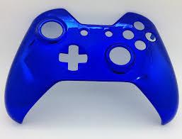 amazon com e mods gaming xbox one sapphire blue chrome