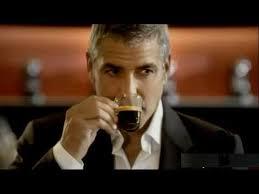 nespresso commercial actress jack black georges clooney nespresso