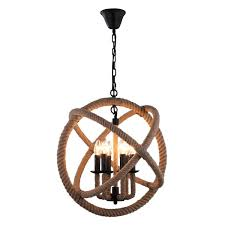 hanging light not hardwired journee home ouija 14 in hard wired hemp orb pendant light