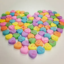 heart candy sayings facts about sweethearts conversation hearts