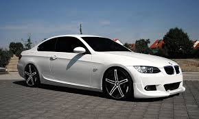 White Mustang Black Wheels Diggin U0027 These Copper Dipped Rims Wheels And Tires Pinterest