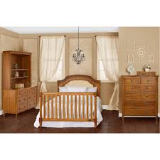 evolur julienne 5 in 1 convertible crib french linen walmart com