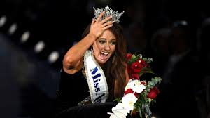 when did the miss america pageant turn into a nasty woman protest