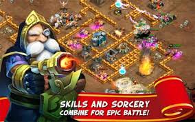 castle clash apk castle clash 1 2 51 apk apkfield