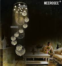 Modern Large Chandelier Modern Large Chandelier Light Fixture For Lobby Staircase