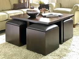 Coffee Table With Ottoman Seating Awesome Coffee Table With Ottoman Seating Coffee Table With